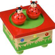 New-Classic-Toys-9381-Bote--Musique-Coccinelles-0