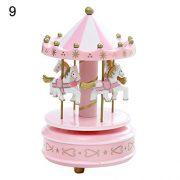 Symboat-Bote--musique-cheval-de-carrousel-romantique-jouet-botes--musique-carrousel-en-bois-artistique-Jouet-Enfant-Kids-Toys-0-0