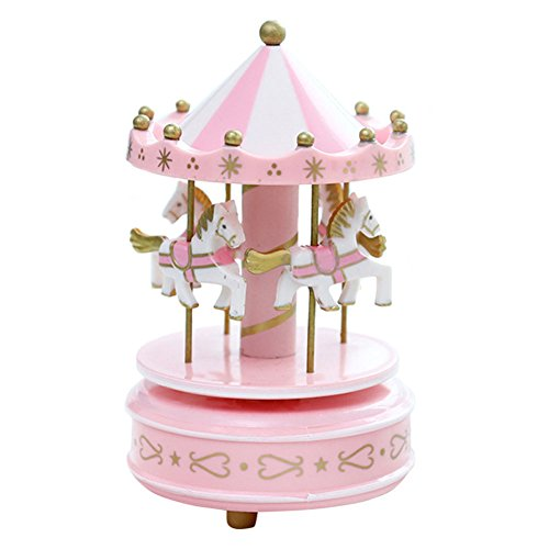 Symboat-Bote–musique-cheval-de-carrousel-romantique-jouet-botes–musique-carrousel-en-bois-artistique-Jouet-Enfant-Kids-Toys-0